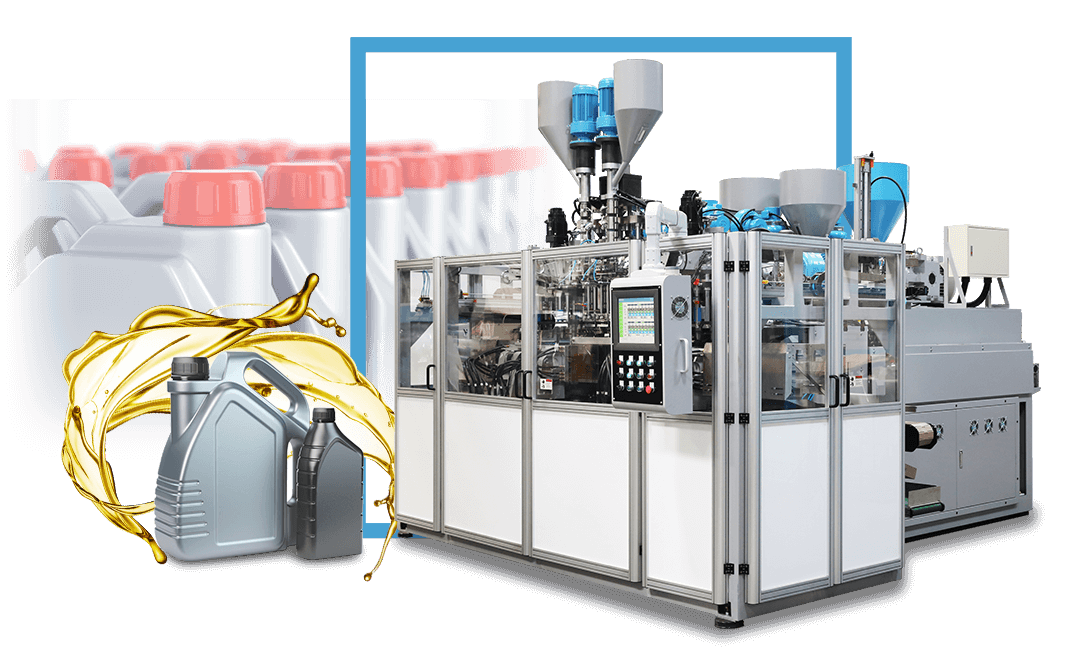 Extrusion Blow Molding Machines Series