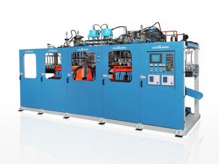 CM-EH / EH2D Series Continuous Extrusion Blow Molding Machine