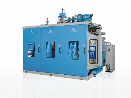 CM-L Series Continuous Extrusion Blow Molding Machine