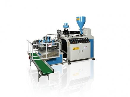 CM-R Series Pneumatic Extrusion Blow Molding Machine