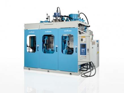 CM-S/D/T/F H 2D Series Continuous Extrusion Blow Molding Machine