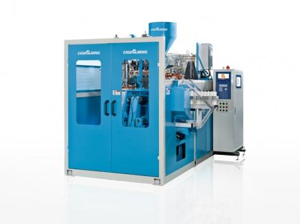 CM-S/D/T/F H Series Continuous Extrusion Blow Molding Machine