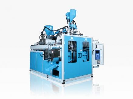 CM-TB Series Continuous Extrusion Blow Molding Machine