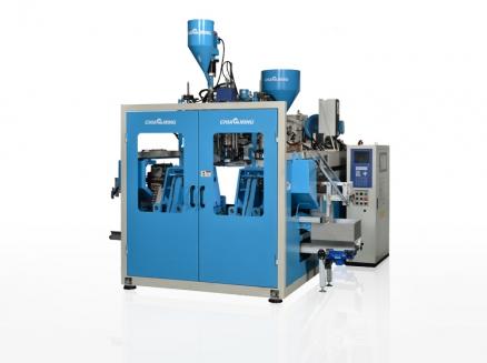 CM-V Series Continuous Extrusion Blow Molding Machine