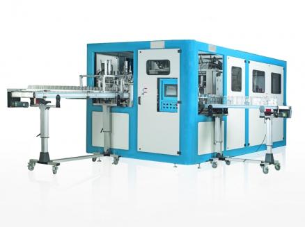 CMSQ(W) Model PET Jar Blowing Machines